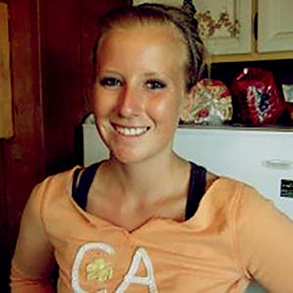 Image of Vernan Adkison's daughter, Elaine Adkison