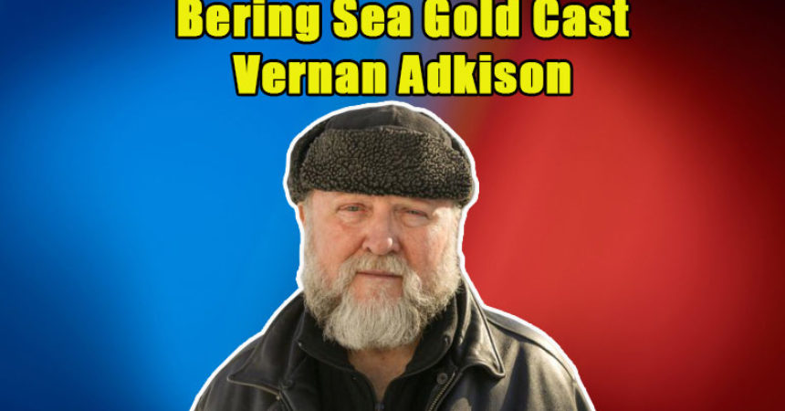 Image of Is Vernan Adkison from Bering Sea Gold Dead or Just a Death Rumor