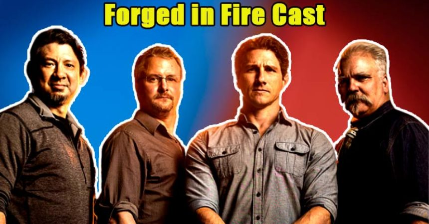 Image of Cutting Deep into the Forged in Fire Cast's Net Worth & Married Life