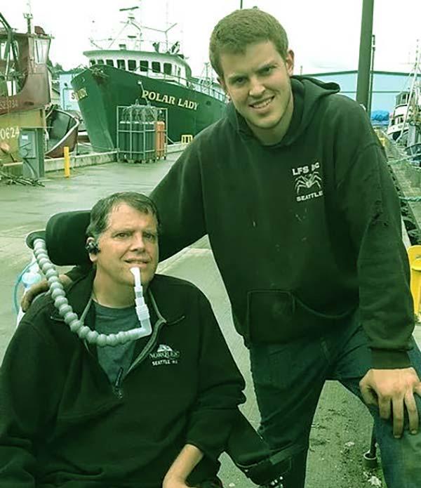 Image of Sean Dwyer's dad, Patrick