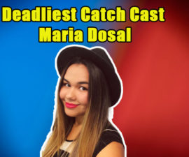 Image of Who is the New 'Deadliest Catch' Cast Member Maria Dosal. See her Bio