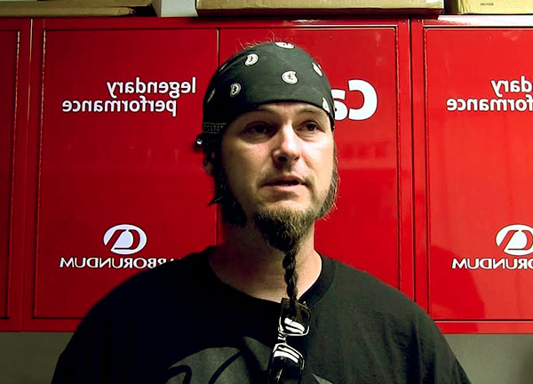 Image of Counting Cars' lead painter and airbrusher, Ryan Evans