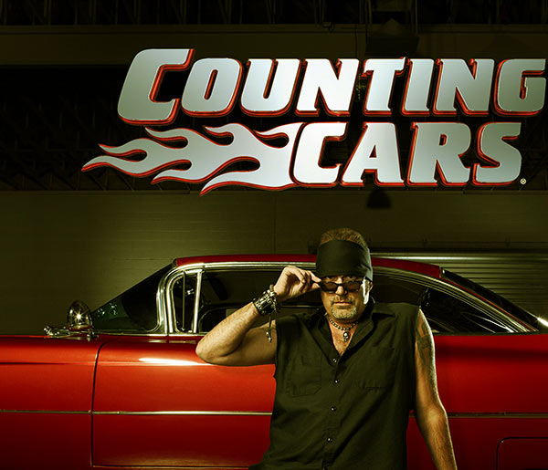 Image of Kevin Scott from Counting Cars