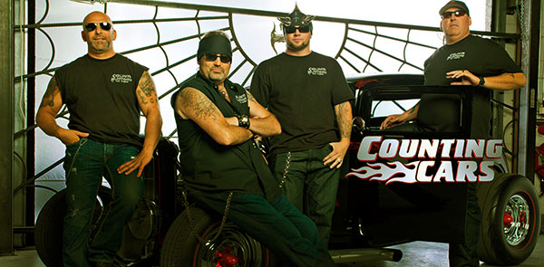 Image of Danny Koker in Counting Cars