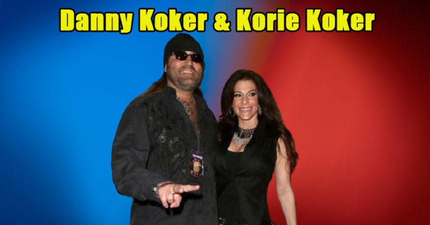 Image of Danny Koker's wife-Korie Koker; Dead or Alive