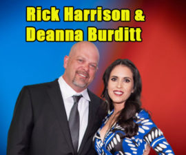 Image of Rick Harrison's wife Deanna Burditt; Her Wiki, Bio, Age, Children
