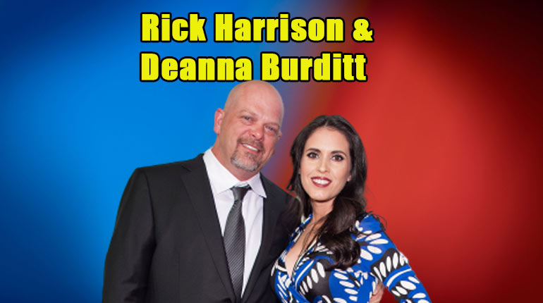 Image of Rick Harrison's wife Deanna Burditt; Her Wiki, Bio, Age, Children