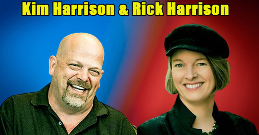 Image of Kim Harrison: Everything About Pawn Stars Rick Harrison's Ex-Wife