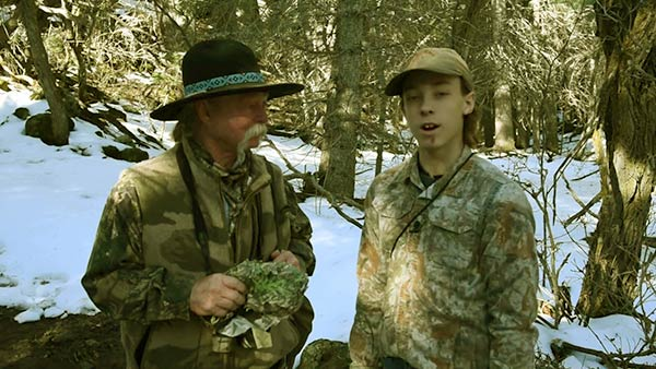 Image of Kyle Bell and Ben Bell featured on Mountain Men