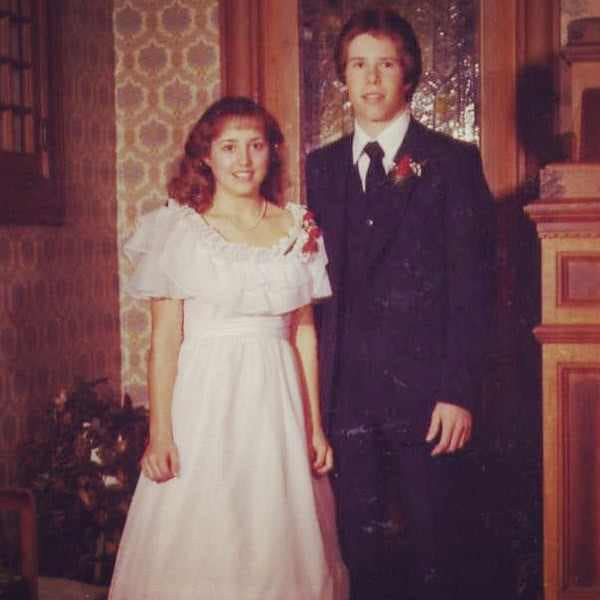 Image of Michelle Duggar and Jim Bob Duggar Married in 1984