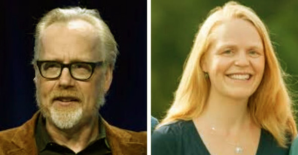 Image of Miranda Pacchiana accuses brother, Adam Savage of rape,