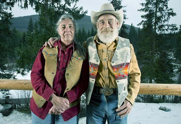 Image of Tom Oar and Nancy Oar live in Montana