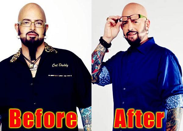 Image of Jackson Galaxy's weight loss