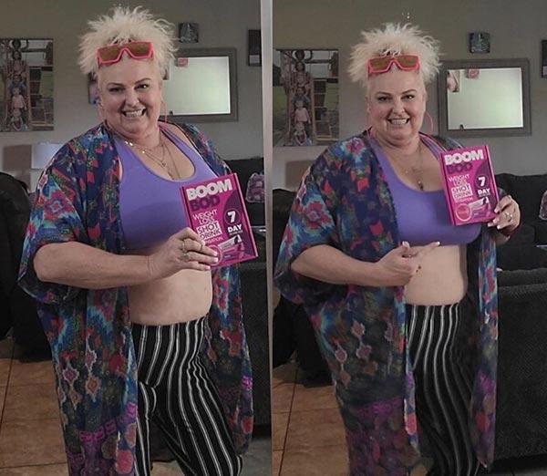 Image of Angela Deem weight loss