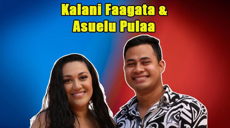Image of Kalani Faagata: Is She Divorced From Her Husband, Asuelu Pulaa