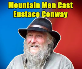 Image of Eustace Conway: Did He Leave the Mountain Men