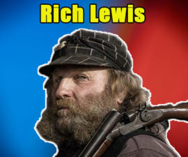 Image of What is Rich Lewis's Net Worth after Leaving Mountain Men
