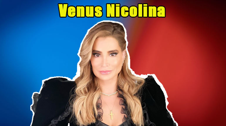 Image of Venus Nicolina: Facts To Know About The host of Marriage Bootcamp Reality Stars